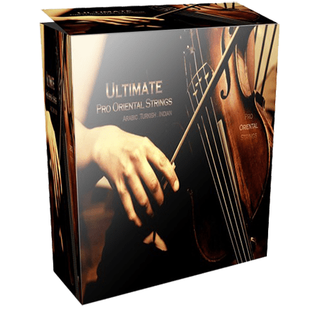 Oriental Sound Ultimate Pro Oriental Strings Turkish Arabic