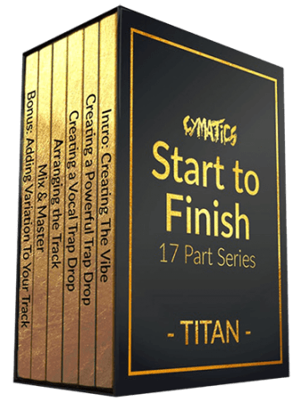 Cymatics Titan Start To Finish
