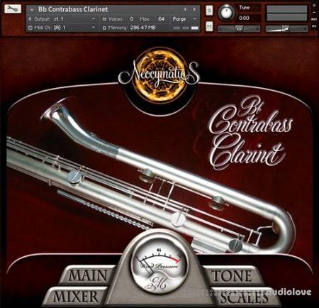 Neocymatics The Clarinet Collection