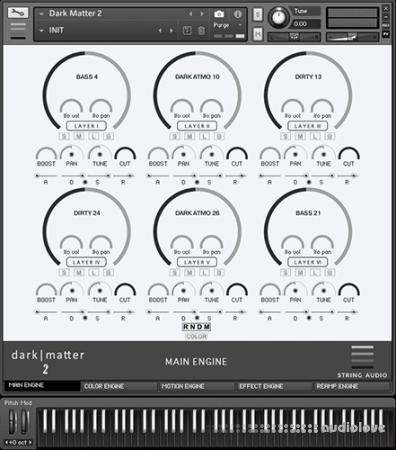 String Audio Dark Matter 2 v2.5 KONTAKT UPDATE KONTAKT
