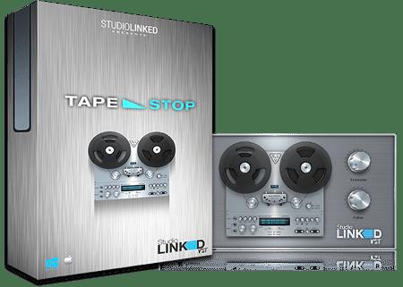 StudioLinked Tape Stop