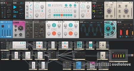 Native Instruments Reaktor Blocks v1.3.0.5 HYBRID Reaktor WiN MacOSX