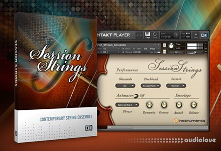Native Instruments Session Strings