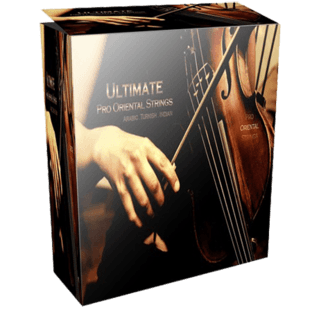 Oriental Sound Ultimate Pro Oriental Strings Turkish Arabic Indian