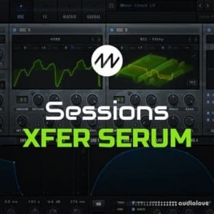 Dance Music Production Sessions Xfer Serum