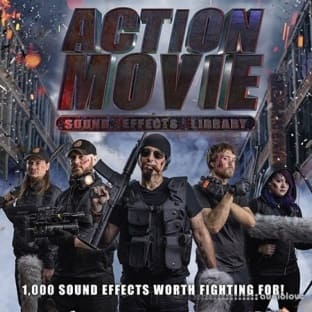 Blastwave FX Action Movie Sound Effects Library