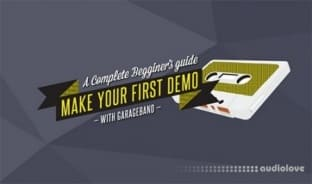 SkillShare Make your first Demo A Complete Recording and Mix Guide