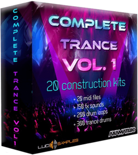 Lucid Samples Complete Trance Vol 1