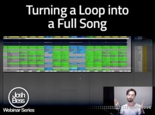 Groove3 Turning a Loop into a Full Song