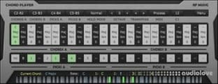 RF Music Chord Player