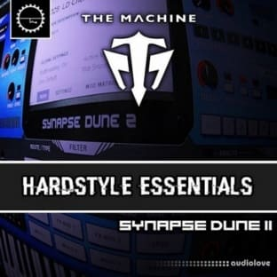 Industrial Strength The Machine Hardstyle Essentials
