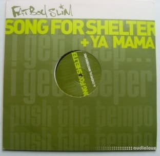Fatboy Slim Song For Shelter (Accapella) ViNYL RiP