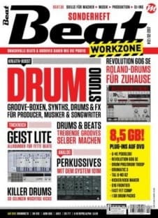 Beat Magazin Sonderheft Workzone Nr.2 2017