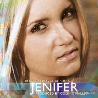 8Dio Studio Vocals Jenifer