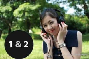 Udemy Ear Training for the Very Beginner Vols.1-2