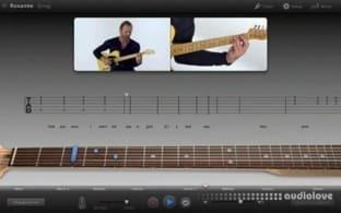 GarageBand Artist Lessons All Guitar