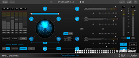 NuGen Audio Halo Downmix v1.1.4 UNLOCKED WiN