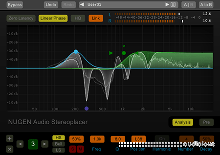 NuGen Audio Stereoplacer v3.2.0.1 WiN MacOSX