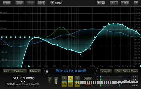 NuGen Audio SEQ-S Bundle