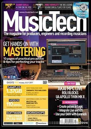 MusicTech July 2017