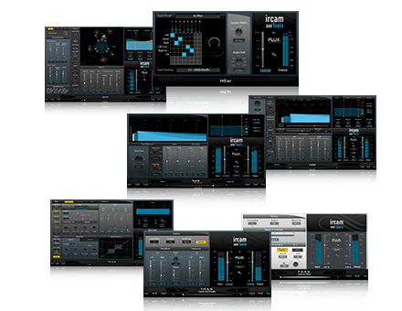 Flux IRCAM Tools 1.1 v3.7.0.47856 WiN