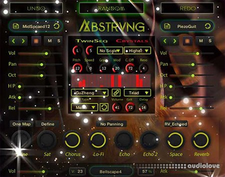 Audiofier Abstrung Randomisers Series v1.2 KONTAKT