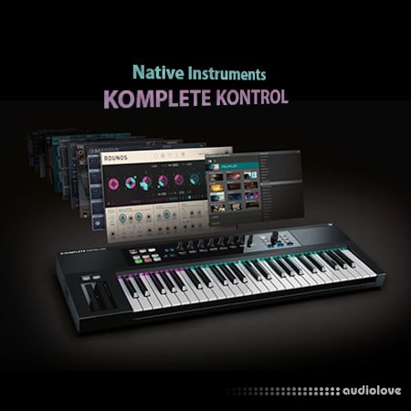 Native Instruments Komplete Kontrol v2.0.2 WiN MacOSX