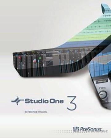 PreSonus Studio One 3 Reference Manual English
