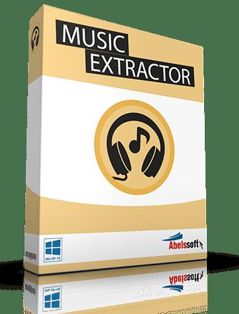 Abelssoft MusicExtractor v3.1 DC 032818 / 2017 v1.0.1 WiN MacOSX