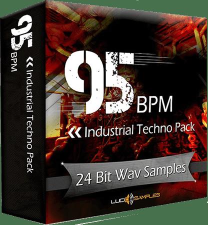 Lucid Samples 95 BPM Industrial Techno Pack