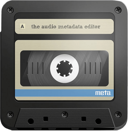 Meta – Music Tag Editor Audio Metadata v1.8.3 MacOSX