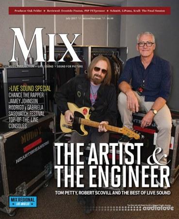 Mix Magazine July 2017