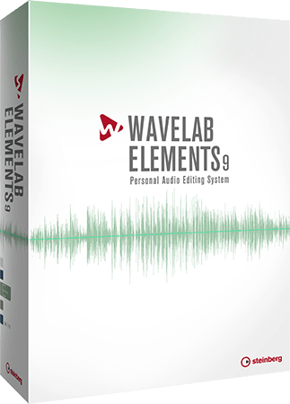 Steinberg WaveLab Elements 9 v9.5.25 eXTender WiN
