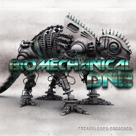 Freaky Loops Biomechanical DnB