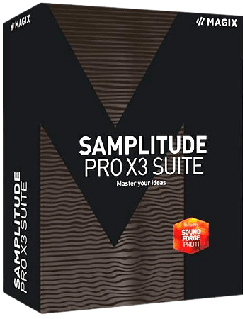 MAGIX Samplitude Pro X3 Suite v14.3.0.460 WiN