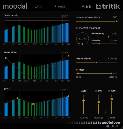 Tritik Moodal v1.1.4 WiN MacOSX