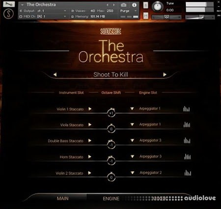 Sonuscore The Orchestra v1.1 UPDATE KONTAKT
