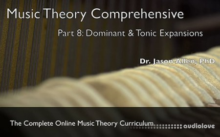 Udemy Music Theory Comprehensive Part 8 Harmonic Expansion