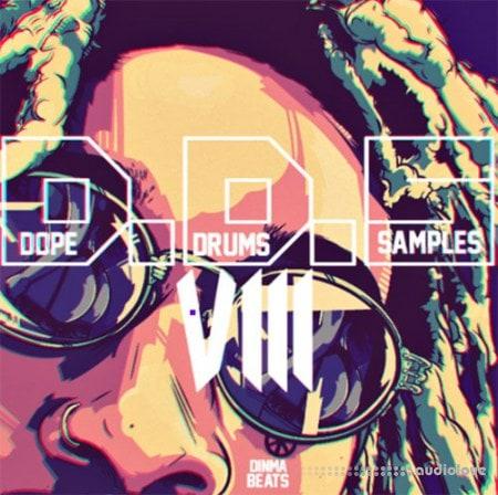 Dinma Beats Dope Drums Samples VIII