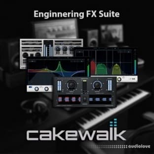 Cakewalk Enginnering FX Suite