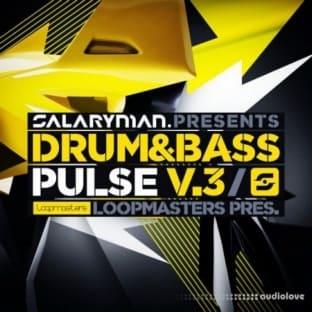 Loopmasters Salaryman Drum and Bass Pulse Vol 3