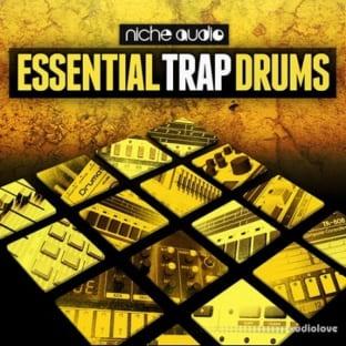 Niche Audio Essential Trap Drums