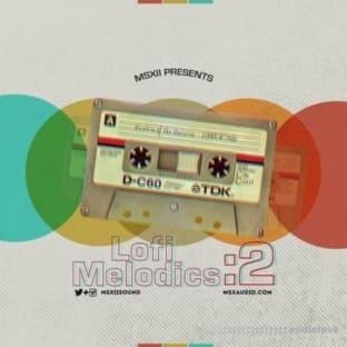MSXII Sound Design LoFi Melodics 2