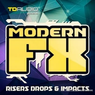 Industrial Strength TD Audio: Modern FX