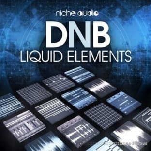 Niche Audio DnB Liquid Elements