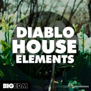 Big EDM Diablo House Elements