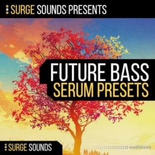Surge Sounds Future Bass For Serum