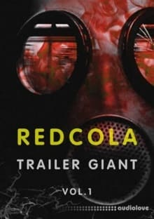 Spitfire Audio Red Cola Trailer Giant