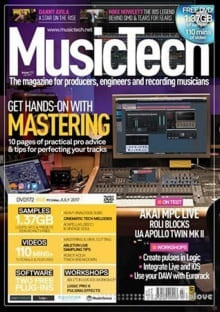 MusicTech July 2017