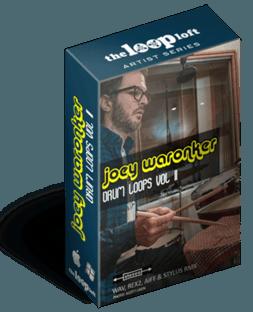 The Loop Loft Joey Waronker Drums Vol 2